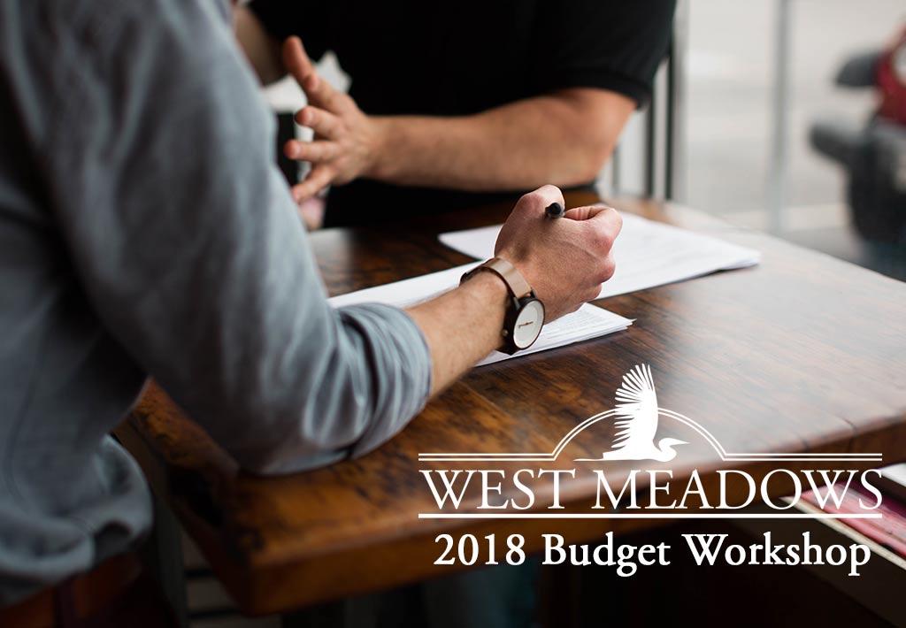 west-meadows-2018-budget